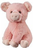 ECO-Line Schwein sitzend 20cm
