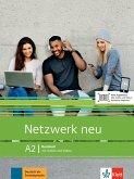 Netzwerk neu A2. Kursbuch mit Audios und Videos