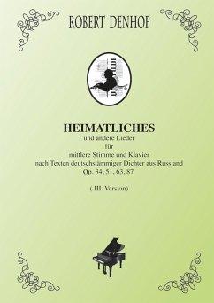 Heimatliches (eBook, ePUB)