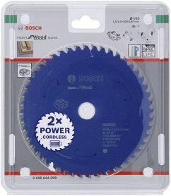 Bosch Kreissägeblatt EX WO H 165x20x48