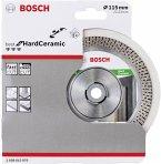Bosch Diamanttrennscheibe Best 115x22,23 f. Hard Ceramic