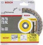 Bosch Diamanttrennscheibe Best 125x22,23 Universal teQ