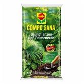 Compo Sana® Grünpflanzen- und Palmenerde, 10 Liter