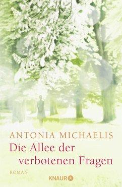Die Allee der verbotenen Fragen (Mängelexemplar) - Michaelis, Antonia