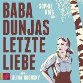 Baba Dunjas letzte Liebe, 4 Audio-CDs (Restauflage)