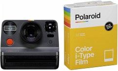 Polaroid NOW schwarz Everything Box