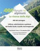 Le risorse delle Alpi (eBook, PDF)