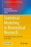 Statistical Modeling in Biomedical Research (eBook, PDF)