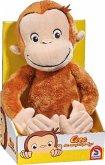 Schmidt 42740 - Coco der neugierige Affe, Plüschfigur, 26 cm