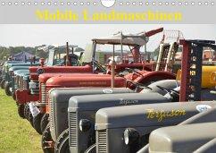 Mobile Landmaschinen (Wandkalender 2021 DIN A4 quer)