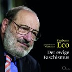 Der ewige Faschismus, 2 Audio-CD
