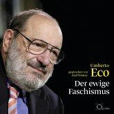 Der ewige Faschismus, 2 Audio-CD