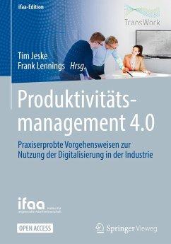 Produktivitätsmanagement 4.0