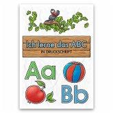 Ich lerne das ABC in Druckschrift