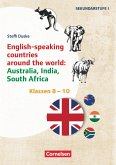 Klasse 8-10 - English-speaking countries around the world: Australia, India, South Africa