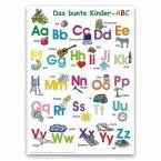 Das bunte Kinder-ABC (Poster)