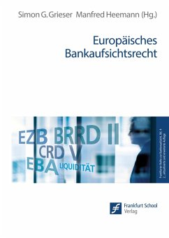 Europäisches Bankaufsichtsrecht (eBook, PDF)