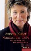 Manifest der Liebe (eBook, ePUB)