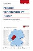 Personalvertretungsrecht Hessen (eBook, PDF)