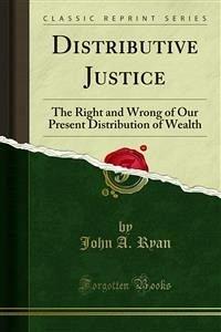 Distributive Justice (eBook, PDF)