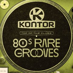 Kontor Top Of The Clubs-80s Rare Grooves - Diverse