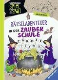 Rätselabenteuer in der Zauberschule (Mängelexemplar)