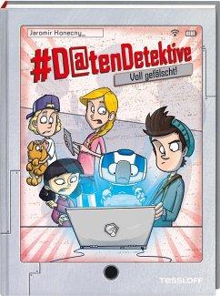 #Datendetektive. Band 2. Voll gefälscht! - Konecny, Jaromir