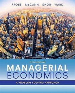 Managerial Economics - McCann, Brian T.; Shor, Mike; Ward, Michael R.