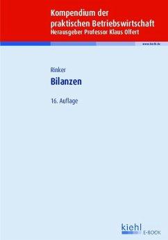 Bilanzen (eBook, PDF) - Rinker, Carola