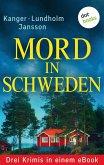Mord in Schweden: Drei Krimis in einem eBook (eBook, ePUB)
