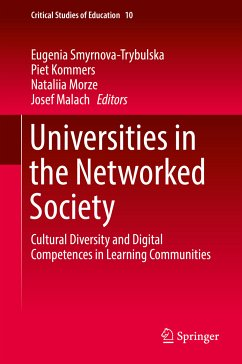 Universities in the Networked Society (eBook, PDF)