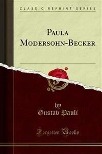 Paula Modersohn-Becker (eBook, PDF)