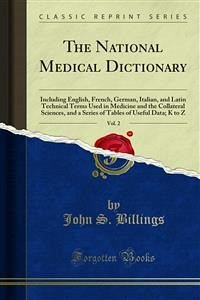 The National Medical Dictionary (eBook, PDF)