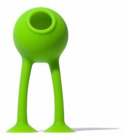 Moluk 2843220 - Oogi Bongo, Silikonfigur, 11 cm, grün
