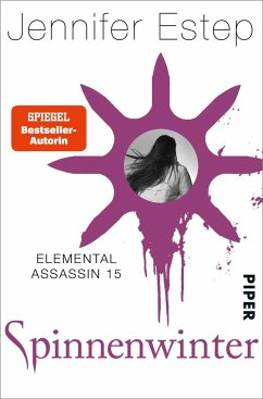 Spinnenwinter / Elemental Assassin Bd.15 - Estep, Jennifer