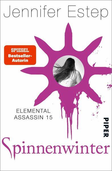 Buch-Reihe Elemental Assassin von Jennifer Estep