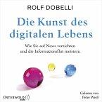 Die Kunst des digitalen Lebens, 3 Audio-CD