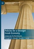 Policies for a Stronger Greek Economy