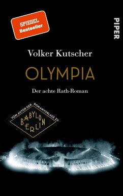 Olympia / Kommissar Gereon Rath Bd.8 - Kutscher, Volker