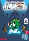 Ritter Rost und das magische Buch / Ritter Rost Bd.19 mit Audio-CD