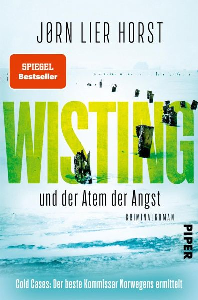 Buch-Reihe William Wisting - Cold Cases
