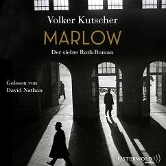 Marlow, 2 MP3-CD - Kutscher, Volker
