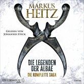 Die Legenden der Albae. Die komplette Saga, 15 MP3-CD