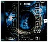 Nebula Rising - Code Blue, MP3-CD
