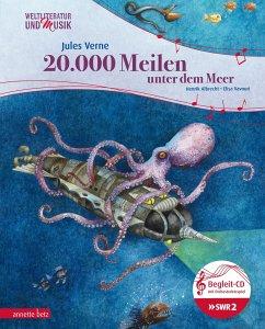20.000 Meilen unter dem Meer - Verne, Jules;Albrecht, Henrik