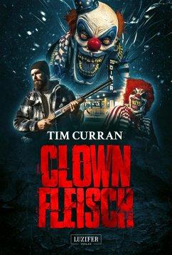 CLOWNFLEISCH (eBook, ePUB) - Curran, Tim