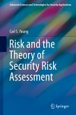 Risk and the Theory of Security Risk Assessment (eBook, PDF)