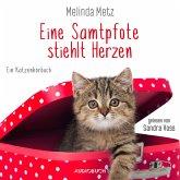 Eine Samtpfote stiehlt Herzen / Samtpfoten Bd.2 (MP3-Download)