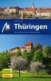 Thüringen Reiseführer, m. Karte (Mängelexemplar)