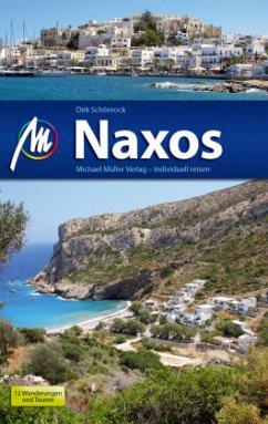 Naxos Reiseführer (Mängelexemplar) - Schönrock, Dirk